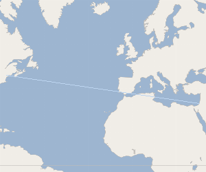 Distance From Amman To Manchester Maine